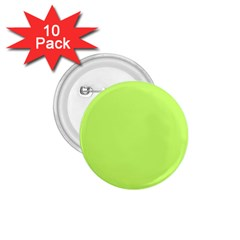 Neon Color - Light Brilliant Spring Bud 1.75  Buttons (10 pack)