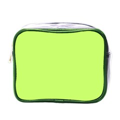 Neon Color - Light Brilliant Spring Bud Mini Toiletries Bags