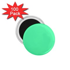Neon Color - Light Brilliant Spring Green 1.75  Magnets (100 pack)