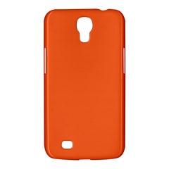Neon Color - Light Brilliant Vermilion Samsung Galaxy Mega 6.3  I9200 Hardshell Case