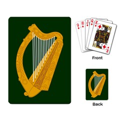 Flag of Leinster Playing Card