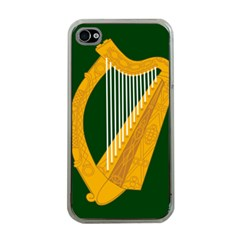 Flag of Leinster Apple iPhone 4 Case (Clear)