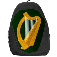 Flag of Leinster Backpack Bag