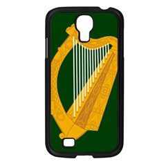 Flag of Leinster Samsung Galaxy S4 I9500/ I9505 Case (Black)