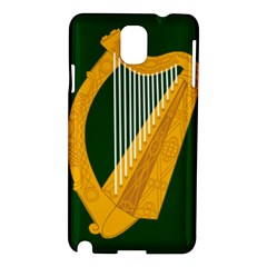 Flag of Leinster Samsung Galaxy Note 3 N9005 Hardshell Case