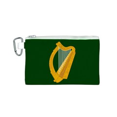 Flag of Leinster Canvas Cosmetic Bag (S)