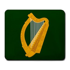 Flag of Leinster Large Mousepads
