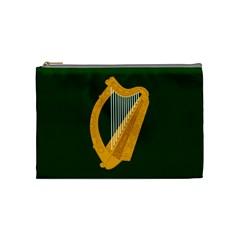 Flag of Leinster Cosmetic Bag (Medium)