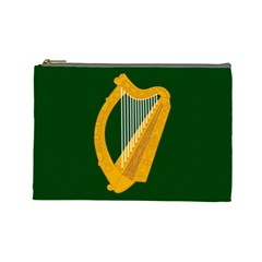 Flag of Leinster Cosmetic Bag (Large)