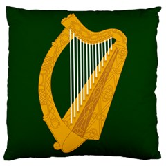 Flag of Leinster Large Cushion Case (Two Sides)