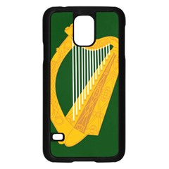 Flag of Leinster Samsung Galaxy S5 Case (Black)