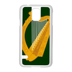 Flag of Leinster Samsung Galaxy S5 Case (White)