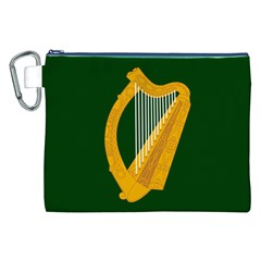 Flag of Leinster Canvas Cosmetic Bag (XXL)