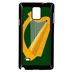 Flag Of Leinster Samsung Galaxy Note 4 Case (black)