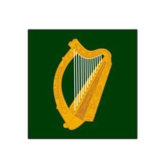 Flag of Leinster Satin Bandana Scarf