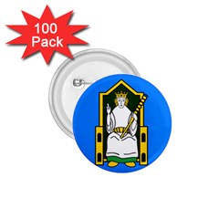Flag Of Mide 1.75  Buttons (100 pack)