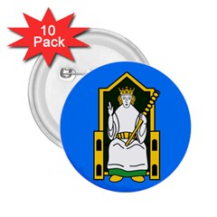 Flag Of Mide 2.25  Buttons (10 pack)