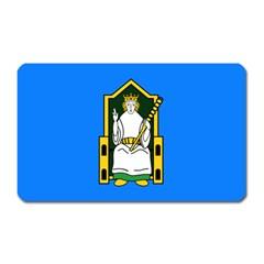 Flag Of Mide Magnet (Rectangular)