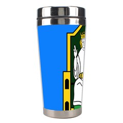 Flag Of Mide Stainless Steel Travel Tumblers