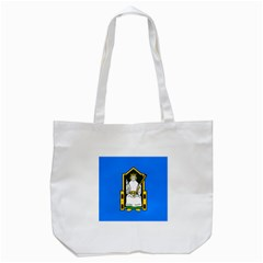 Flag Of Mide Tote Bag (White)