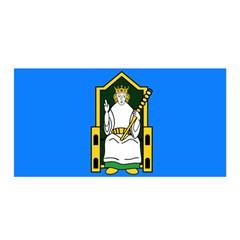 Flag Of Mide Satin Wrap