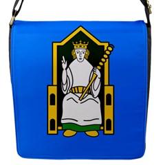 Flag of Mide Flap Messenger Bag (S)