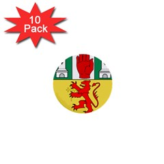 County Antrim Coat of Arms 1  Mini Buttons (10 pack)