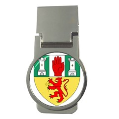 County Antrim Coat of Arms Money Clips (Round)