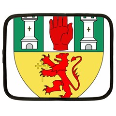 County Antrim Coat of Arms Netbook Case (XXL)