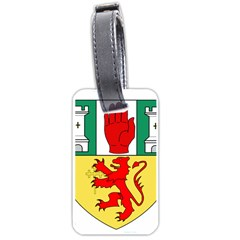 County Antrim Coat of Arms Luggage Tags (Two Sides)