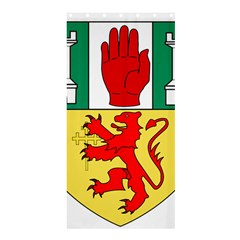 County Antrim Coat of Arms Shower Curtain 36  x 72  (Stall)