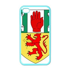 County Antrim Coat of Arms Apple iPhone 4 Case (Color)