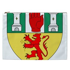 County Antrim Coat of Arms Cosmetic Bag (XXL)