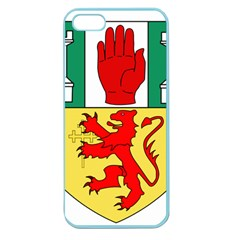 County Antrim Coat of Arms Apple Seamless iPhone 5 Case (Color)