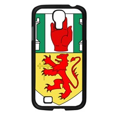 County Antrim Coat of Arms Samsung Galaxy S4 I9500/ I9505 Case (Black)