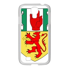 County Antrim Coat of Arms Samsung GALAXY S4 I9500/ I9505 Case (White)