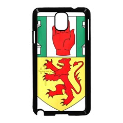 County Antrim Coat of Arms Samsung Galaxy Note 3 Neo Hardshell Case (Black)