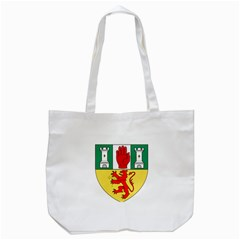 County Antrim Coat of Arms Tote Bag (White)
