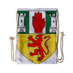 County Antrim Coat of Arms Drawstring Bag (Small)