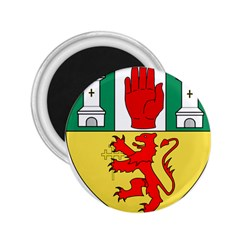 County Antrim Coat of Arms 2.25  Magnets