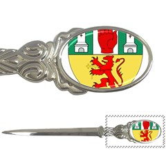 County Antrim Coat of Arms Letter Openers