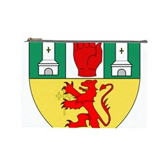 County Antrim Coat of Arms Cosmetic Bag (Large)