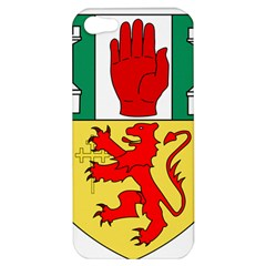 County Antrim Coat of Arms Apple iPhone 5 Hardshell Case