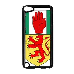 County Antrim Coat of Arms Apple iPod Touch 5 Case (Black)