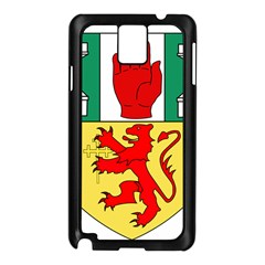 County Antrim Coat of Arms Samsung Galaxy Note 3 N9005 Case (Black)
