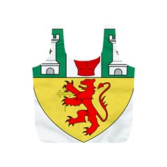 County Antrim Coat of Arms Full Print Recycle Bags (S)