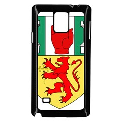 County Antrim Coat Of Arms Samsung Galaxy Note 4 Case (black)