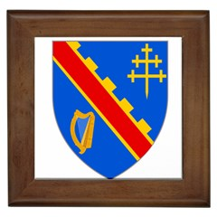 County Armagh Coat Of Arms Framed Tiles