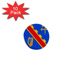 County Armagh Coat of Arms 1  Mini Buttons (10 pack)