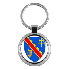 County Armagh Coat of Arms Key Chains (Round)